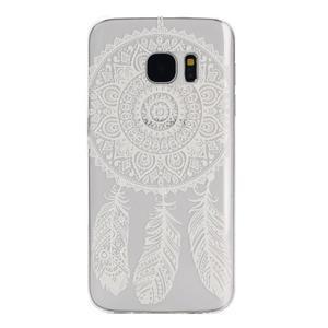 Pictu gélový obal pre mobil Samsung Galaxy S7 - catcher - 1