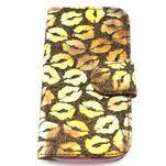 Pusinky peňaženkové puzdro na Samsung Galaxy S4 Mini - style - 1/5