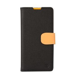 Dualis pouzdro na mobil Sony Xperia Z5 - černé - 1