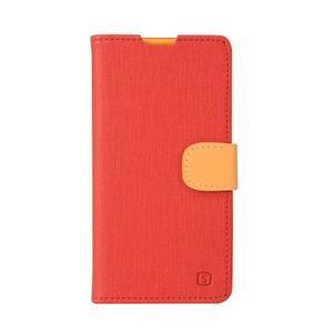 Dualis puzdro pre mobil Sony Xperia Z5 - červené - 1