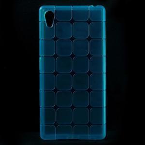 Square gélový obal pre Sony Xperia Z5 - modrý - 1