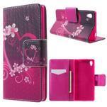 Lovely puzdro pre mobil Sony Xperia Z5 - srdce - 1/6