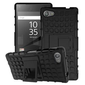 Outdoor odolný kryt na mobil Sony Xperia Z5 Compact - černý - 1