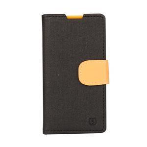 Dualis pouzdro na mobil Sony Xperia Z5 Compact - černé - 1