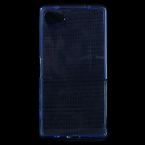 Ultratenký slim gélový obal pre Sony Xperia Z5 Compact - modrý - 1
