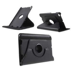 Otočné polohovateľné puzdro pre Xiaomi Mi Pad 2 - 1