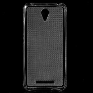 Diamonds gélový obal pre Xiaomi Redmi Note 2 - transparentné - 1