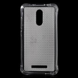Diamonds gelový obal na Xiaomi Redmi Note 3 - transparentní - 1
