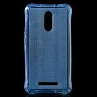 Diamonds gélový obal pre Xiaomi Redmi Note 3 - modrý - 1/5