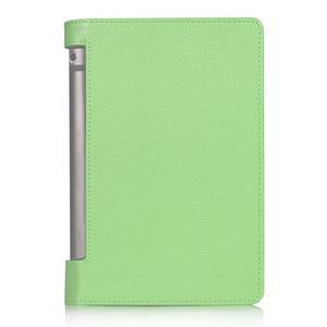 Puzdro na tablet Lenovo Yoga Tab 3 8.0 - zelené - 1