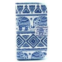 Safety puzdro pre Samsung Galaxy S Duos/Trend Plus - slony - 1/5