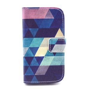 Safety puzdro pre Samsung Galaxy S Duos / Trend Plus - triangl - 1