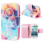Peňaženkové puzdro pre Samsung Galaxy S Duos / Trend Plus - snívanie - 1/7