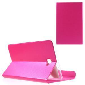 Flippy štýlové puzdro pre Samsung Galaxy Tab A 10.1 (2016) - rose - 1