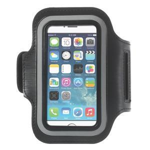 Jogy bežecké puzdro na mobil do 125 x 60 mm - čierne - 1