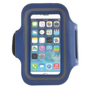 Jogy bežecké puzdro na mobil do 125 x 60 mm - modré - 1