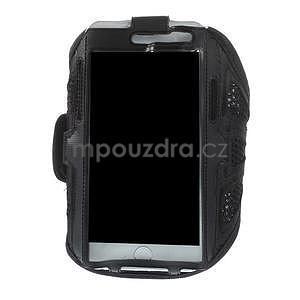 Fit puzdro na mobil až do veľkosti 160 x 85 mm - čierne - 1