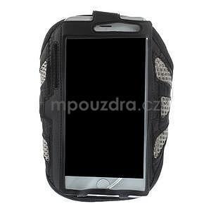 Fit puzdro na mobil až do veľkosti 160 x 85 mm - šedé - 1
