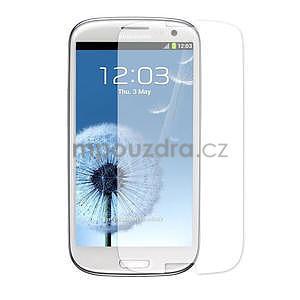 Ochranné tvrzené sklo na Samsung Galaxy S3