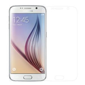 Ochranné tvrdené sklo na Samsung Galaxy S6