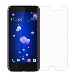 Ochranné tvrdené sklo na displej HTC U11