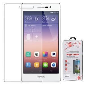 Ochranné tvrdené sklo na Huawei Ascend P7