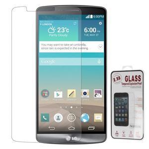 Tvrzné sklo na LG G3