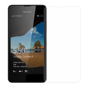 Tvrdené sklo na mobil Microsoft Lumia 550