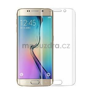 Tvrdené sklo na Samsung Galaxy S6 Edge - 1