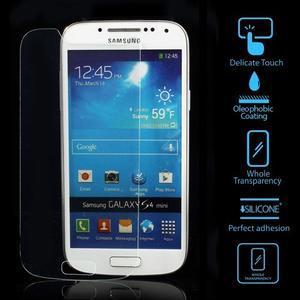 Tvrdené sklo pre Samsung Galaxy S4 mini (i9190, i9192, i9195) - 1