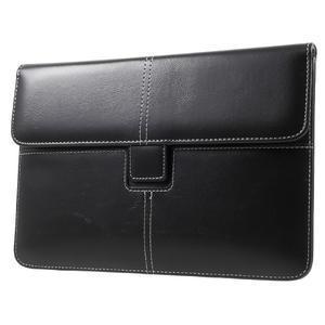Business univerzálne puzdro pre tablet do rozmerov 226 x 149 mm - čierne - 1