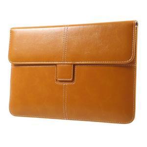 Business univerzálne puzdro pre tablet do rozmerov 226 x 149 mm - oranžové - 1