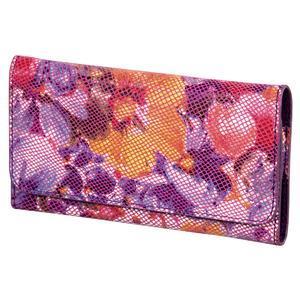 Kvetinová univerzálna kapsička na mobil do rozmerov 13,2 x 6,5 cm - rose - 1