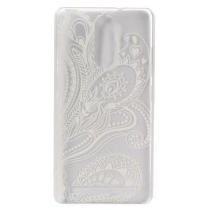 Gelový obal na mobil Lenovo K5 Note - henna - 2