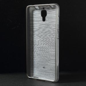 Gélové Cover puzdro pre Xiaomi Mi4- čierne - 2