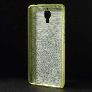Gélové Cover puzdro na Xiaomi Mi4- zelené - 2