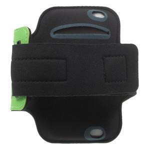 BaseRunning puzdro na ruku pre telefony do 125*60 mm - zelené - 2