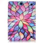 Emotive puzdro pre tablet Samsung Galaxy Tab A 9.7 - malované kvety - 2/6