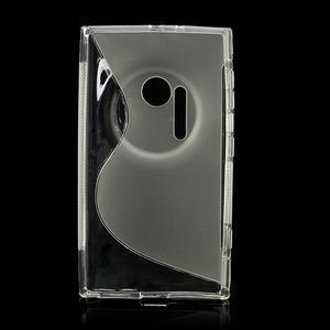 Gélové S-line puzdro pre Nokia Lumia 1020- transparentný - 2