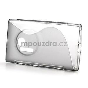 Gélové S-line puzdro pre Nokia Lumia 1020- šedá - 2