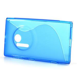 Gélové S-line puzdro pre Nokia Lumia 1020- modré - 2