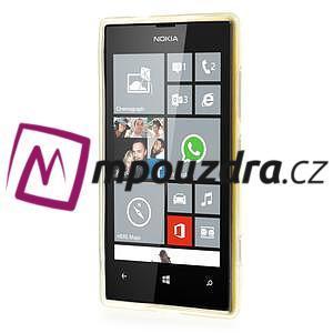 Gélové puzdro na Nokia Lumia 520 - sova - 2