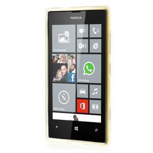 Gélové puzdro na Nokia Lumia 520 - multi sovy 2 - 2
