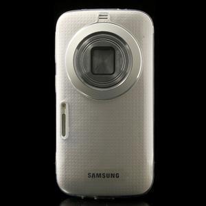 Gélové Ultraslim puzdro na Samsung Galaxy K Zoom- transparentný - 2