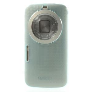 Gélové Ultraslim puzdro na Samsung Galaxy K Zoom- svetlo modré - 2