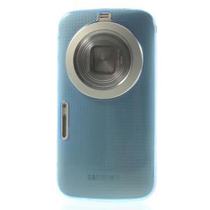 Gélové Ultraslim puzdro na Samsung Galaxy K Zoom- modré - 2