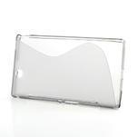 Gelove S-line pouzdro na Sony Xperia Z ultra- šedé - 2/5