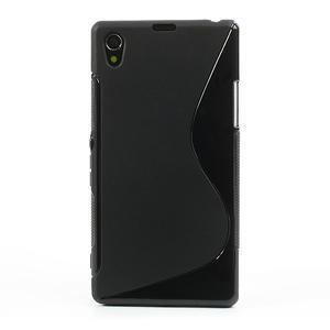 Gelové S-line pouzdro na Sony Xperia Z1 C6903 L39- černé - 2