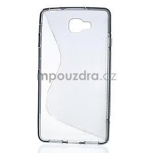 Gélové S-line  puzdro pre LG Optimus L9 II D605- šedé - 2