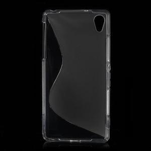 Gélové S-line puzdro pre Sony Xperia Z2 D6503- transparentné - 2